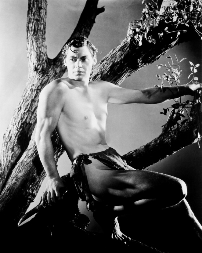 002-johnny-weissmuller-theredlist